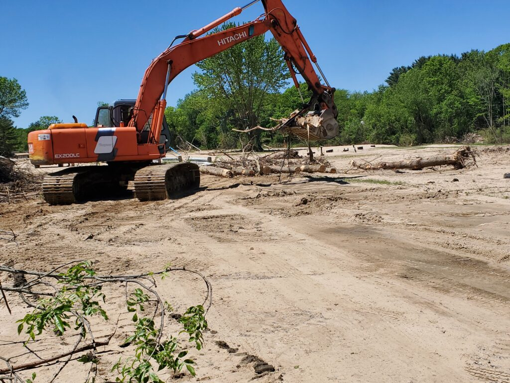 Excavating Companies Midland MI